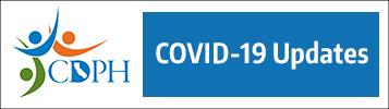 Covid 19 button