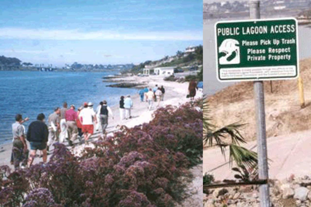 Public Lagoon Access Photo