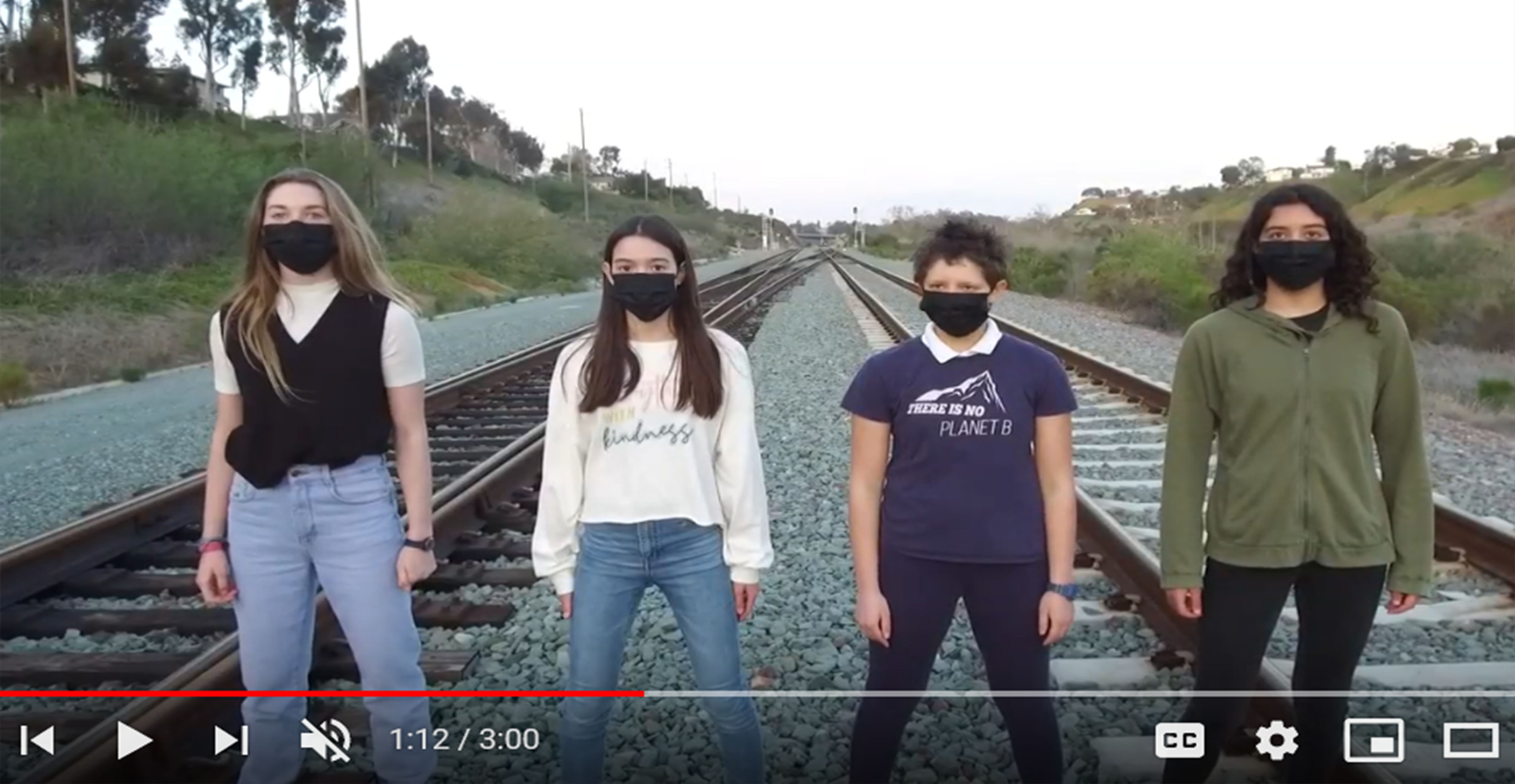 Climate Video Challenge